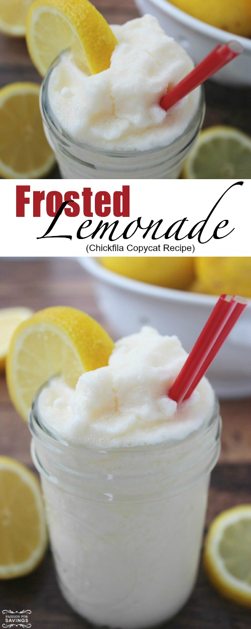 Frosted-Lemonade-Recipe