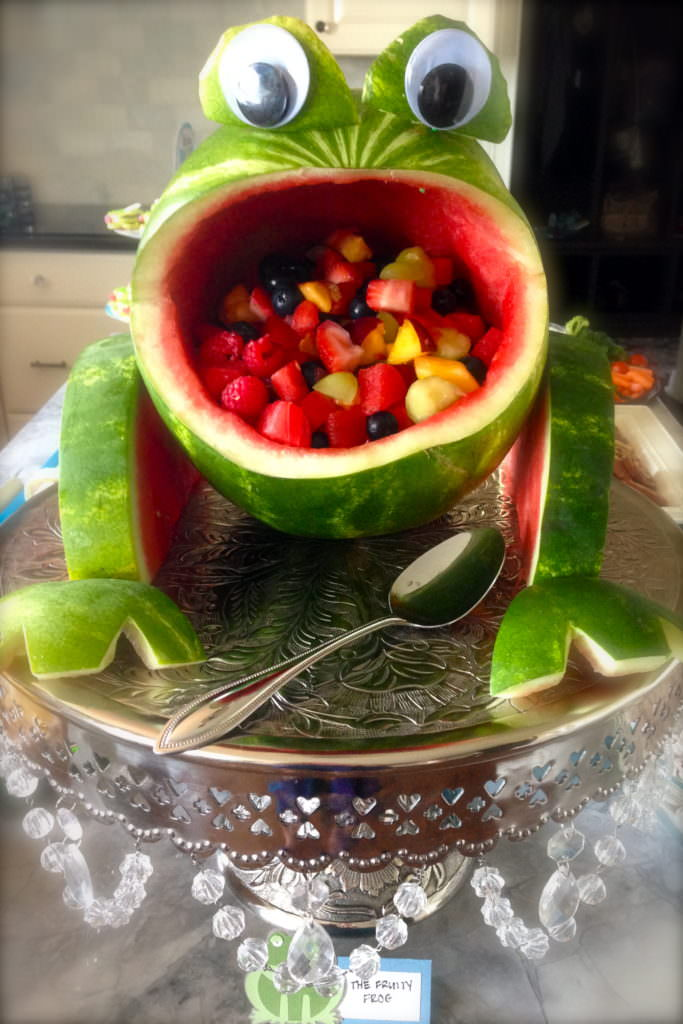 16 most creative watermelon fruit salads  u22c6 food curation
