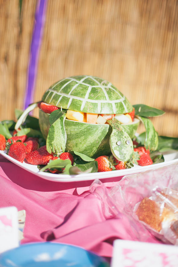 turtle-fruit-salad