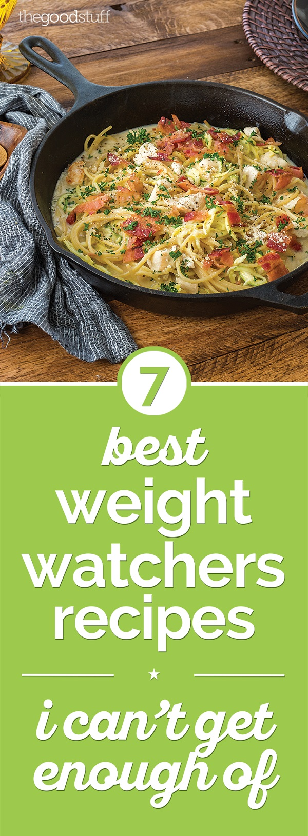 Don't give up the flavor just to get skinny! Try these 7 best Weight Watchers recipes that are full of amazing flavor.