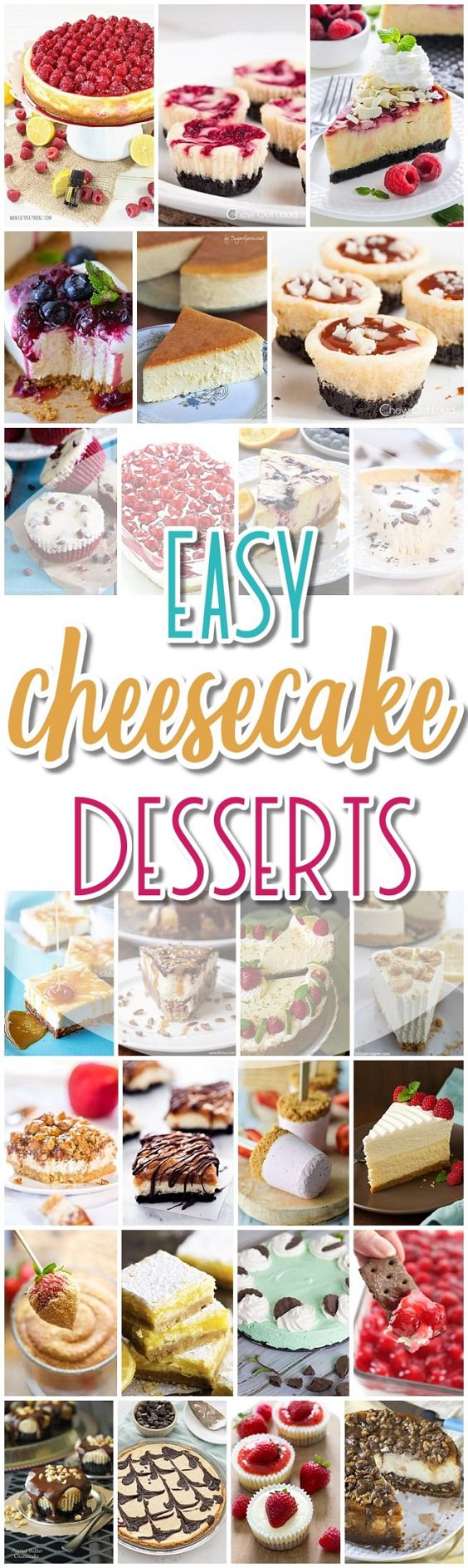 Make any day memorable and EXTRA special with one of these amazing dessert recipes. Get ready to save your favorites for every upcoming special occasion, holiday party and family fun night get together!